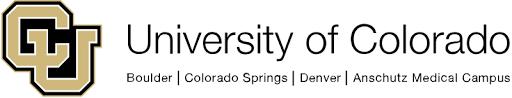 University of Colorado logo.
