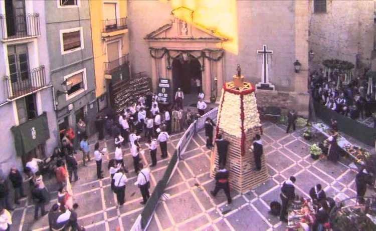 Ofrenda Lagrimas Santa Marta
