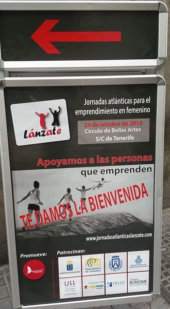 Jornadas Atlánticas Lánzate