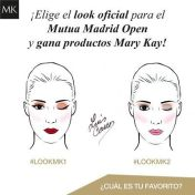 Concurso Looks Luis Casco Mutua Madrid Open 2016