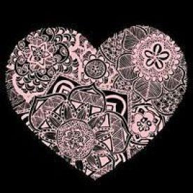San Valentín, corazón