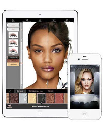 app de maquillaje de mary kay