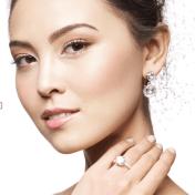 Maquillaje para novia: look clásico