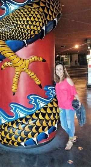 Visita a Bilbao: La Alhóndiga