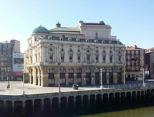 Vistia a Bilbao: Teatro Arenal
