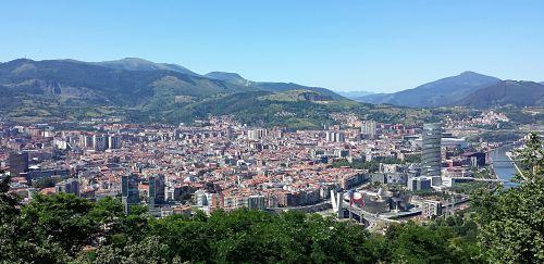 Visita a Bilbao: Vista de Bilbao