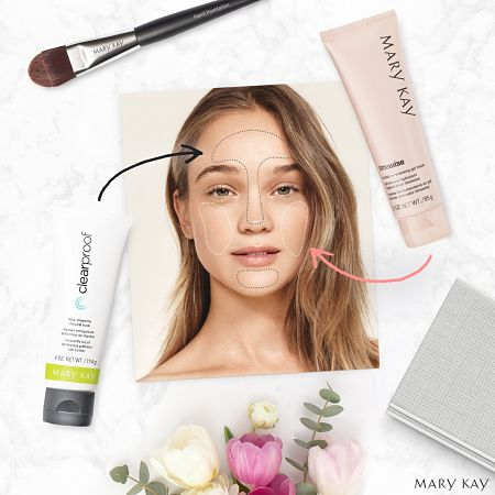Mascarilla facial: multimasking Mary Kay