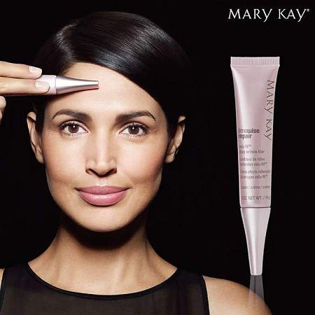 Rellenador de arrugas TimeWise Repair de Mary Kay con ácido hialurónico