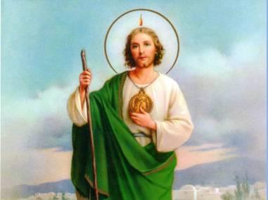 Fotografía de San Judas Tadeo