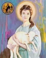 Oraciones a Santa Inés mártir