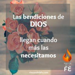 Frases cortas de Dios para bendecir