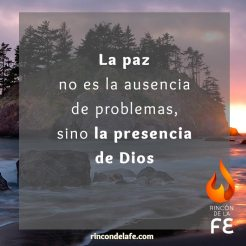 La paz de Dios