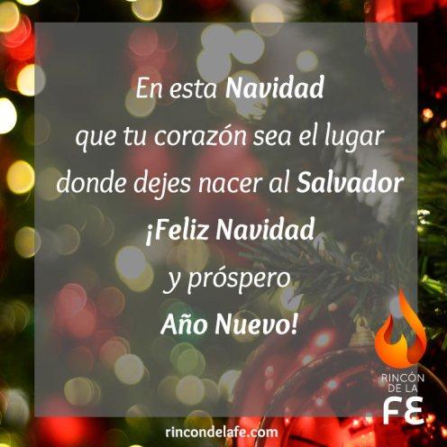 frases cristianas de navidad y año nuevo