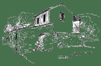 Casa vieja de Don Pedro Len San Mateo Santiago Santana