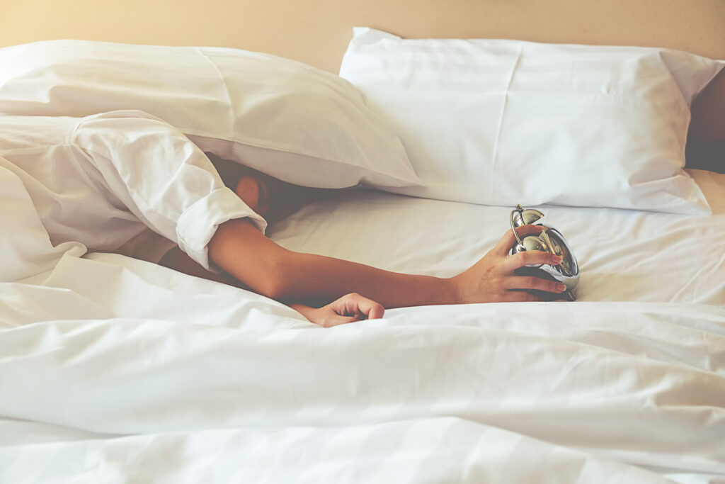 Vamos a la cama en El Rincón de Mindfulness