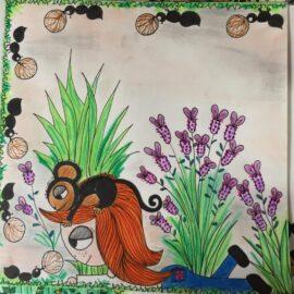 Ana y las hormigas paipai El Rincónd e Mindfulness