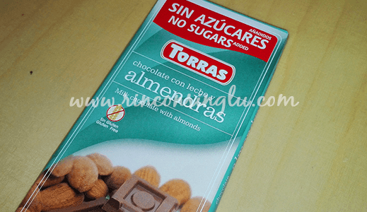 chocolate sin gluten boxfree