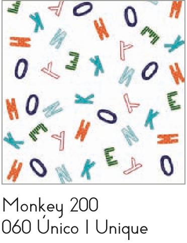Tejido Monkey JVR
