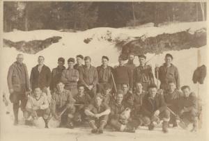 Civilian Conservaton Corps, Camp Annett