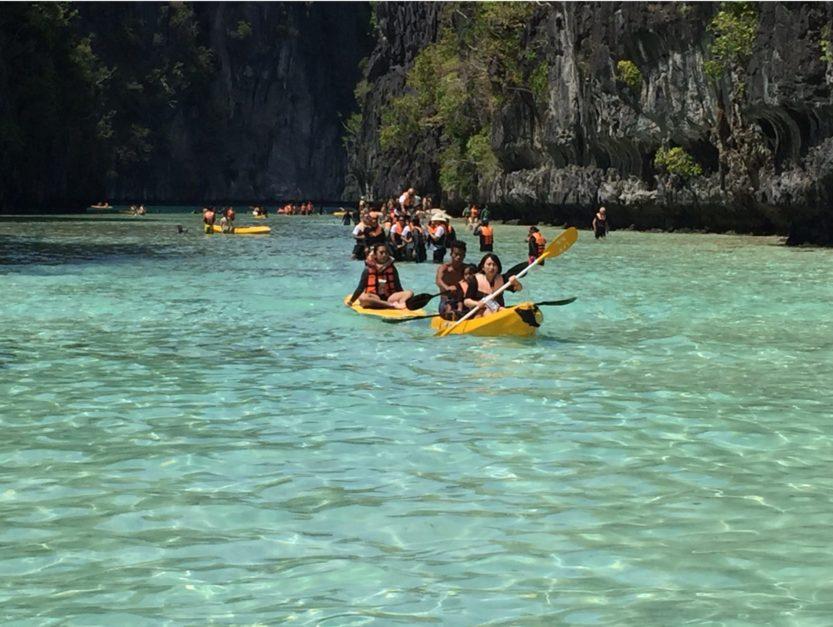 Exploring El Nido, Palawan Island Philippines