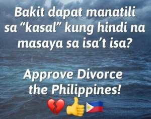 It's About Time to Approve Divorce in the Philippines