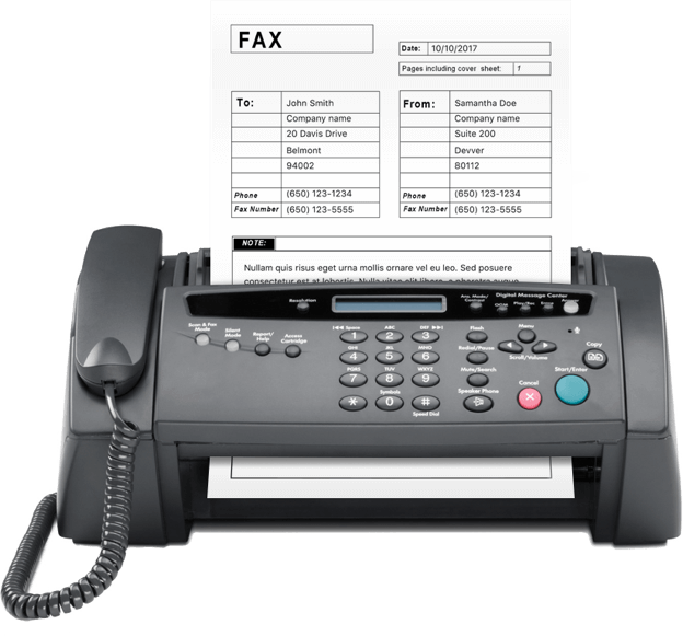 Send Fax Online Without A Fax Machine Ringcentral