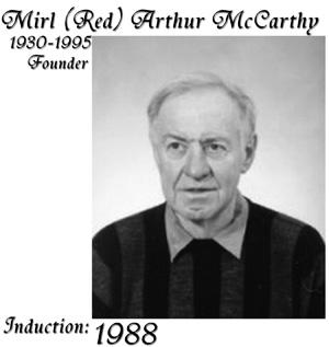 Mirl Red McCarthy  Ringette Canada