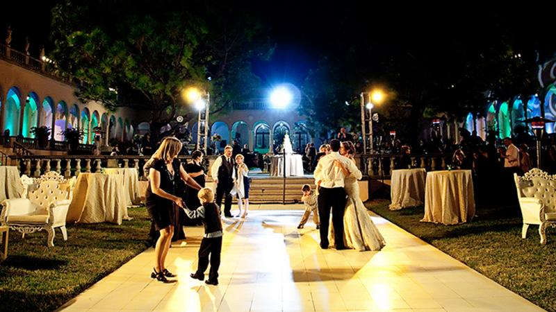Evening Weddings and Receptions  The Ringling
