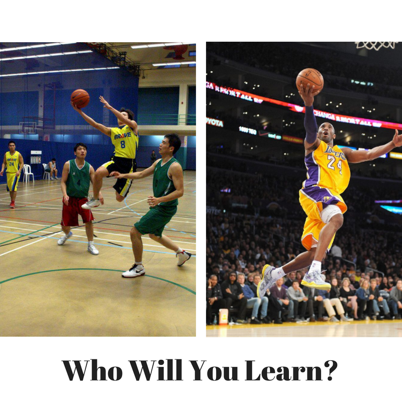Who Will You Learn