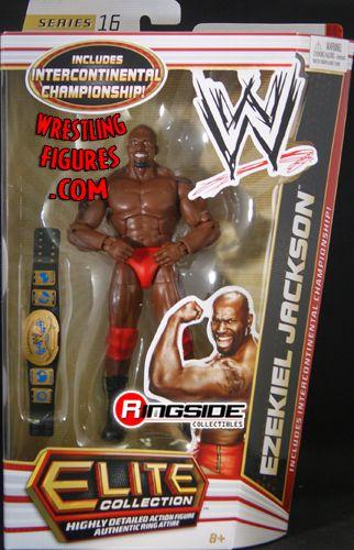Ezekiel Jackson  WWE Elite 16  Ringside Collectibles