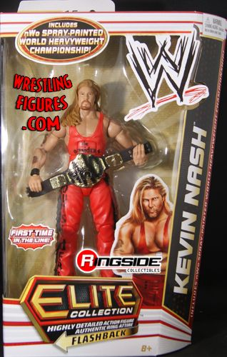 Kevin Nash  WWE Elite 16  Ringside Collectibles