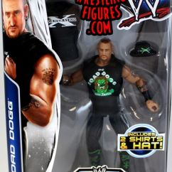 Chairs For Girls Black Dining Chair Covers Uk Road Dogg - Wwe Elite 26 | Ringside Collectibles