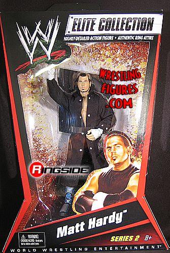 Matt Hardy  WWE Elite 2  Ringside Collectibles
