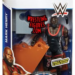 Wheelchair New Pictures Of Chairs On The Beach Mark Henry - Wwe Elite 32 | Ringside Collectibles