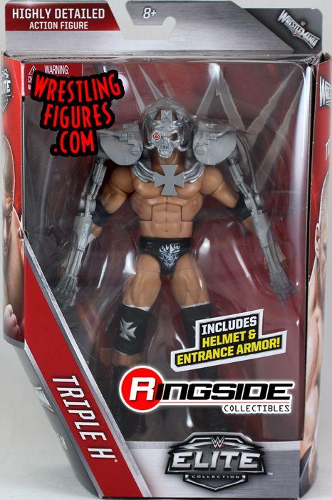 Triple H HHH  WWE Elite 42 WWE Toy Wrestling Action