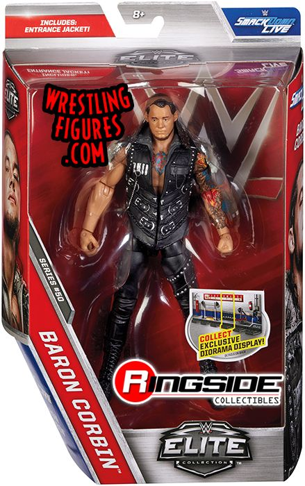 Baron Corbin  WWE Elite 50 WWE Toy Wrestling Action