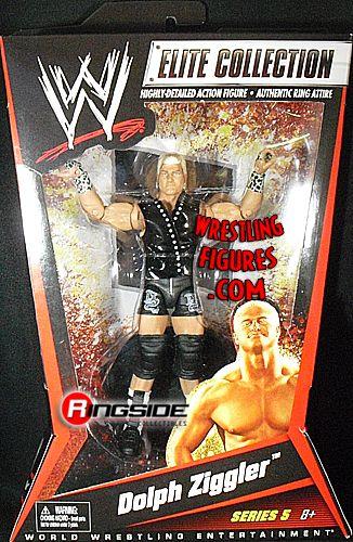 Dolph Ziggler  WWE Elite 5  Ringside Collectibles
