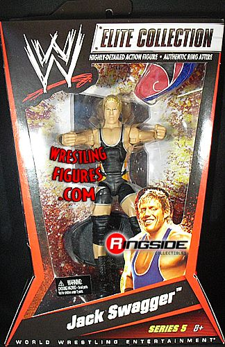 Jack Swagger  WWE Elite 5  Ringside Collectibles