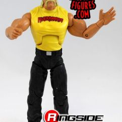 Folding Table And Chairs Kitchen Bar Uk Loose Figure - Hulk Hogan Tna Deluxe Impact 8 | Ringside ...