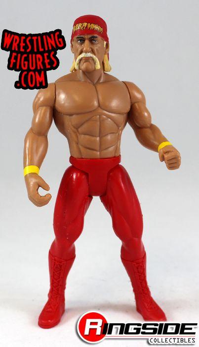 Loose Figure  Hulk Hogan  TNA Value Figure  Ringside