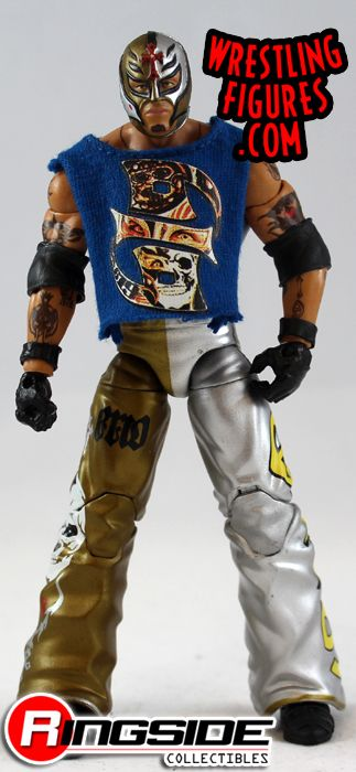 Loose Figure  Rey Mysterio  WWE Elite 5  Ringside
