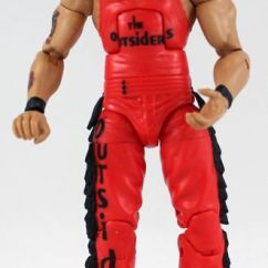 Pre Tables And Chairs Lightweight Deck Loose Figure - Kevin Nash Wwe Elite 16 | Ringside Collectibles
