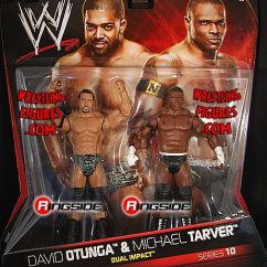 Wheelchair Japan Dining Table And 6 Chairs David Otunga & Michael Tarver - Wwe 2-packs 10 | Ringside Collectibles