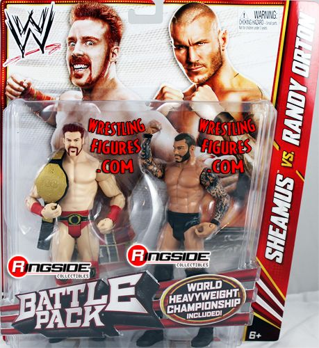 toys r us chairs best baby rocking chair 2018 sheamus & randy orton - wwe battle packs 21   ringside collectibles