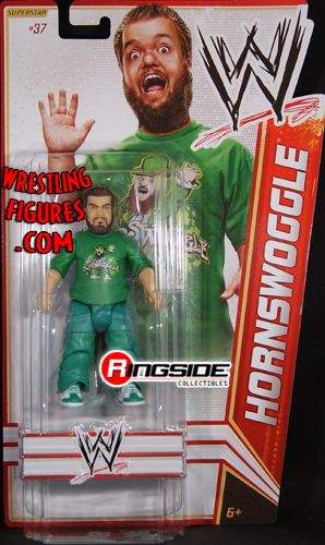 Hornswoggle  WWE Series 19 WWE Toy Wrestling Action