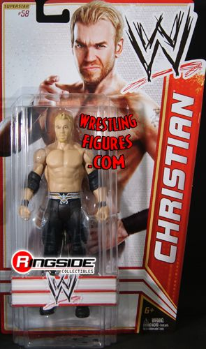 Christian  WWE Series 22  Ringside Collectibles