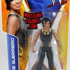 Kid Table And Chairs Pedicure Chair Vickie Guerrero - Wwe Series 38 Toy Wrestling Action Figure By Mattel
