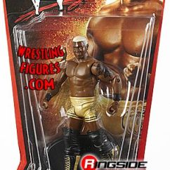 Folding Table And Chairs Restaurants For Sale Shelton Benjamin - Wwe Series 3 | Ringside Collectibles