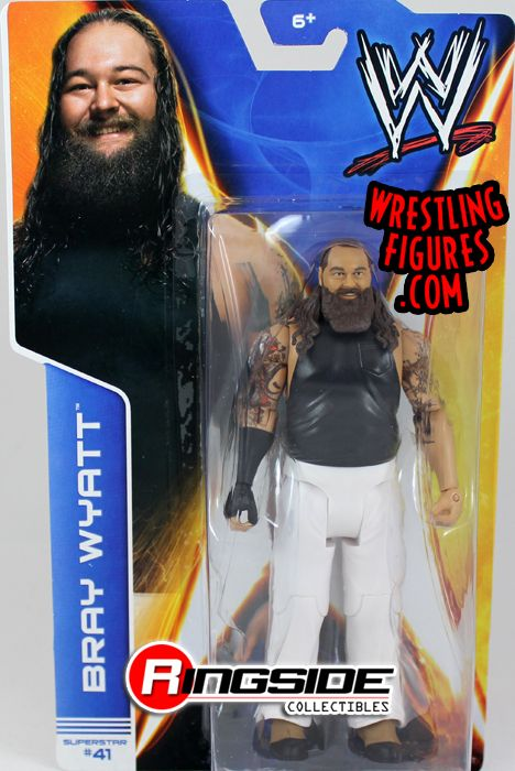Bray Wyatt  WWE Series 41  Ringside Collectibles