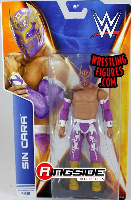 Sin Cara  WWE Series 42 WWE Toy Wrestling Action Figure